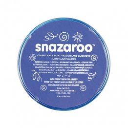 Maquillaje Snazaroo pastilla 75 ml azul