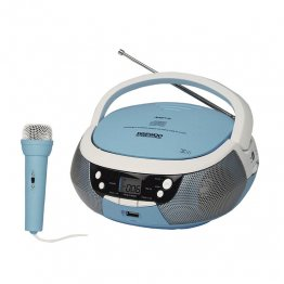 Reproductor radio/CD/MP3 Daewoo DBU-59L