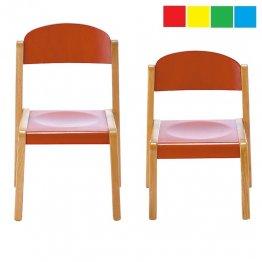 Silla infantil Altura asiento: 30cm Haya