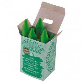Ceras Jovicolor 12 unidades verde claro