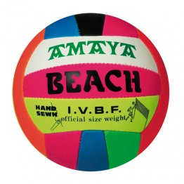 Balon Volley Amaya Playa cuero 210mm