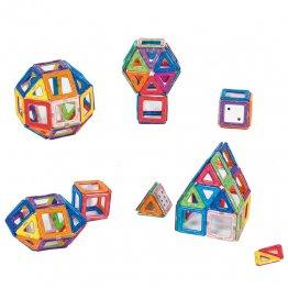 Juego Magnetico Amaya Magformers 60 piezas