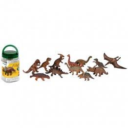 Figuras Miniland Animales Dinosaurios/ 12 unidades