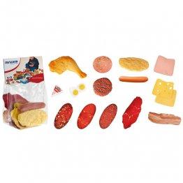 Figuras Miniland Fiambre / bolsa 16 unidades