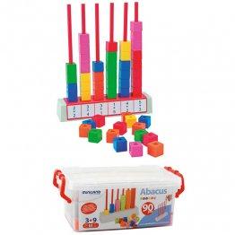 Juego Educativo Miniland Abacus Multibase
