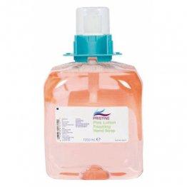 Jabón de manos en espuma