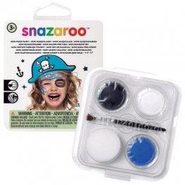 Maquillaje Snazaroo Pirata azul /12U
