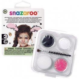 Maquillaje Snazaroo Conejo /12U