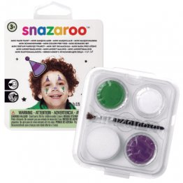 Maquillaje Snazaroo Bufon /12U