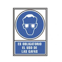 Pictograma Archivo 2000 Obligatorio uso de gafas