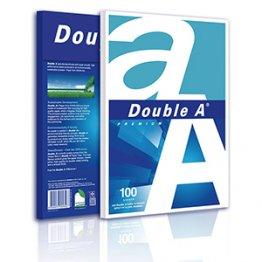 Papel DOUBLE A A4 100H 80 gr PREMIUM blanco