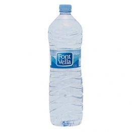 Agua Font-Bella botella 1,5 litros