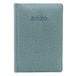 Agenda 2020 150 x 210 mm Día Página turquesa