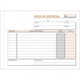 Talonario Entregas 207x145 T26 Apaisado (100h)