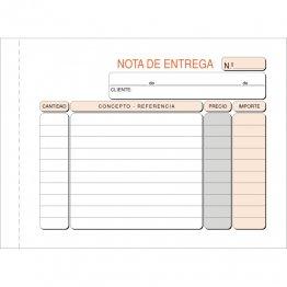 Talonario Entregas 153x109 T32 Apaisado (100h)