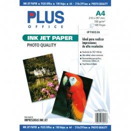 Papel fotográfico InkJet Paper Photo Quality A4 1440 dpi 100gr 100h