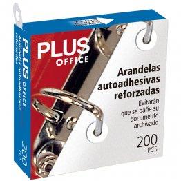 Arandelas Autoadhesivas Makro Paper 13mm (caja 200 u)