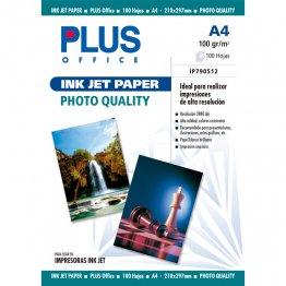 Papel fotográfico InkJet Photo Quality A4 2880 dpi 100gr 100h
