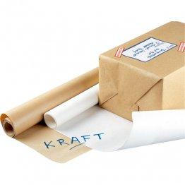 Papel de embalaje Sadipal Kraft 1x3m 65g. Blanco