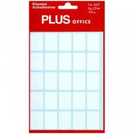 Etiquetas autoadhesivas Plus Office 8x12 Sobre 5h (600 etiq)
