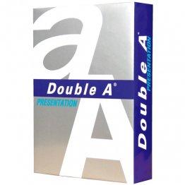 Papel DOUBLE A A4 500H 100 gr Presentation PREMIUM blanco
