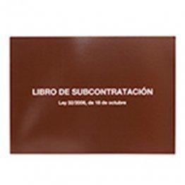 Libro de subcontratación Gallego/Castellano