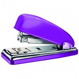 Grapadora Petrus 226 violeta metálico