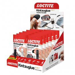Masilla reparadora Loctite Kintsuglue Exp 12 sobres