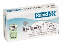 Grapas Rapid Standard 24/6
