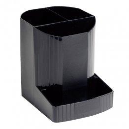 Cubilete Exacompta Mini Octo negro