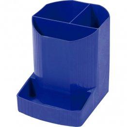 Cubilete Exacompta Mini Octo azul cobalto