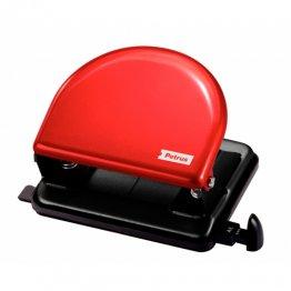 Perforador de sobremesa Petrus 52 rojo