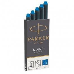 Cartuchos tinta Parker Azul estándar