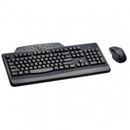 Conjunto Kensington Teclado + Ratón Wireless Pro Fit