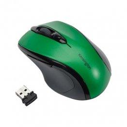 Ratón inalámbrico Kensington óptico verde esmeralda