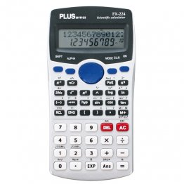 Calculadora Científica Plus Office FX-224