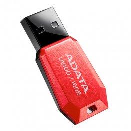Memoria USB Adata Diamante 16Gb Rojo