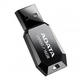 Memoria USB Adata Diamante 16Gb Negro