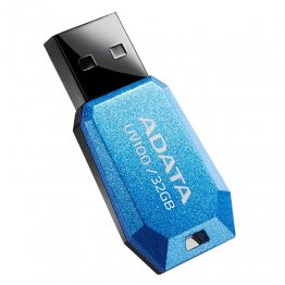 Memoria USB Adata Diamante 32 Gb Azul