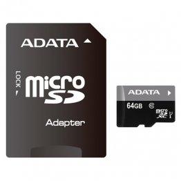 Tarjeta memoria Adata Micro SDHC 64 Gb