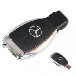 Pen drive Tech1Tech 16 Gb Llave Mercedes