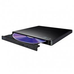 Lector/grabador CD/DVD LG externo USB 2.0 8x