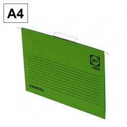 Carpeta colgante Gio A4 Verde Varilla 349mm