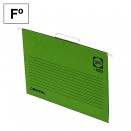 Carpeta colgante Gio Folio Verde Varilla 384mm