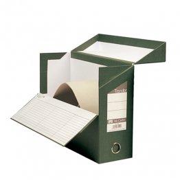 Caja transferencia Karman Folio verde
