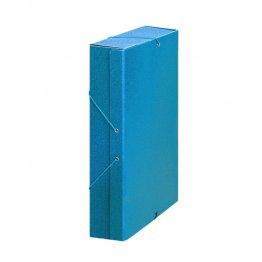 Carpeta proyecto cartón 10 GP Lomo 7cm Azul