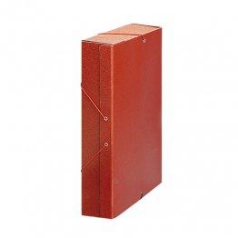 Carpeta proyecto cartón 10 GP Lomo 7cm Rojo