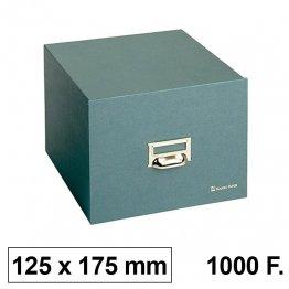 Ficheros de cartón Karman. Tamaño 125x175 para 1000 fichas 100x150mm