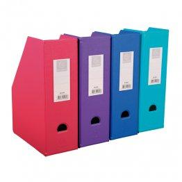 Revistero Examcompta Tendance PVC 5 colores Lomo 100 mm