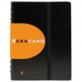 Tarjetero Exacompta Exactive 120 tarjetas